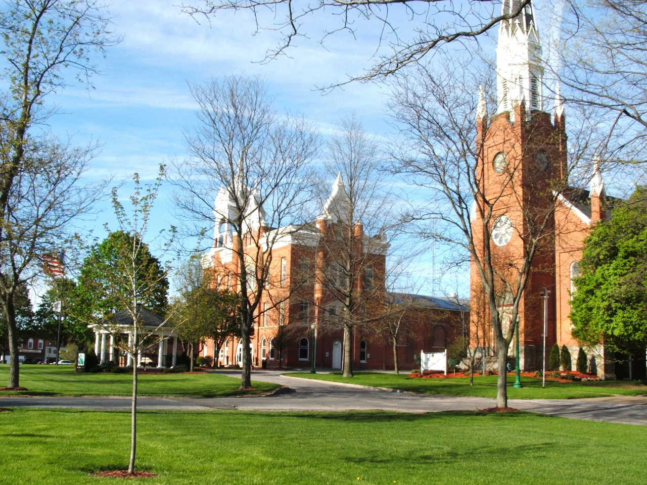 Steeple restoration project wellington oh official website
