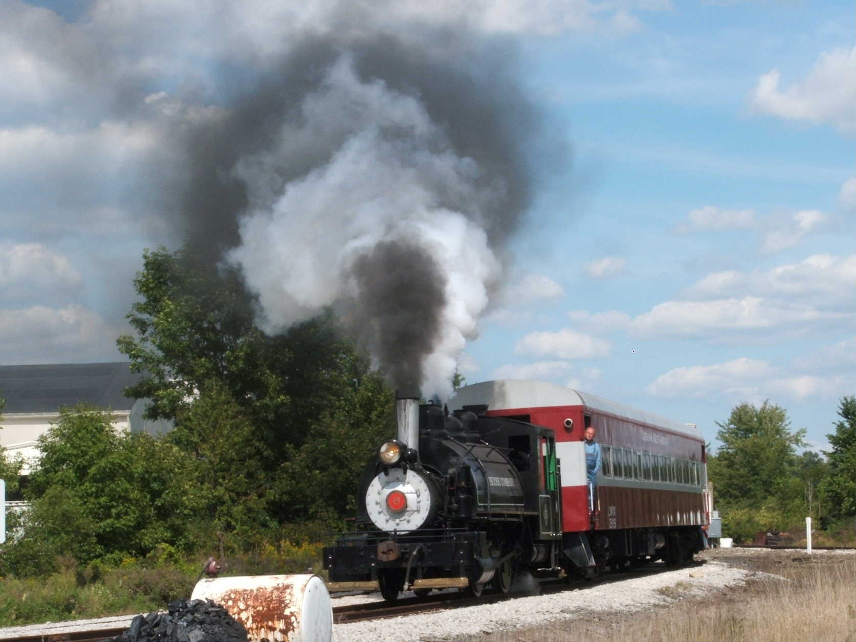 Rail fans wellington oh official website