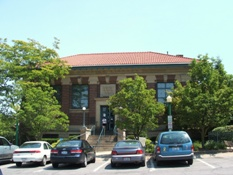 Herrick Library Front